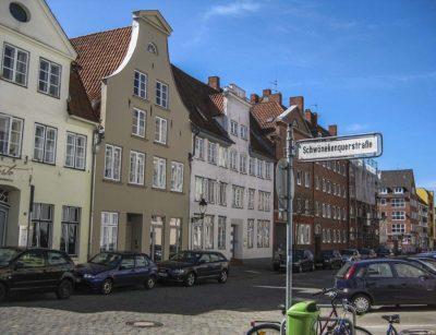 Gamla stan i Lübeck