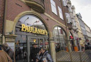 Paulaner's